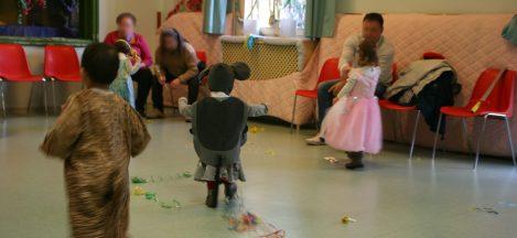 Festa di Carnevale al Nido Scoiattolo Imola